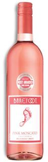 Barefoot Pink Moscato 187ml